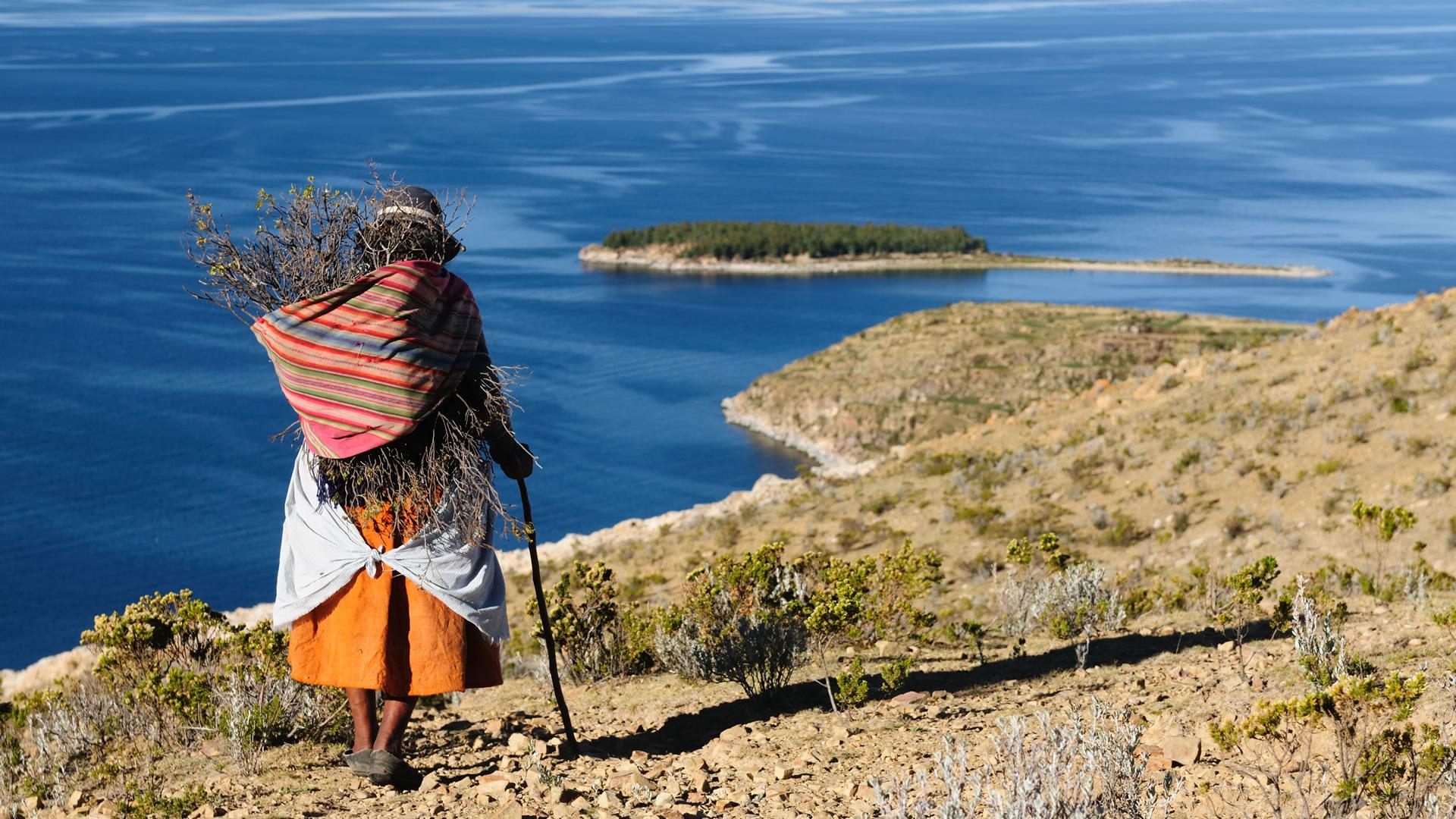 Isla del Sol - Bolivia